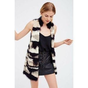 New Free People Hippie Super Soft Vest SMALL